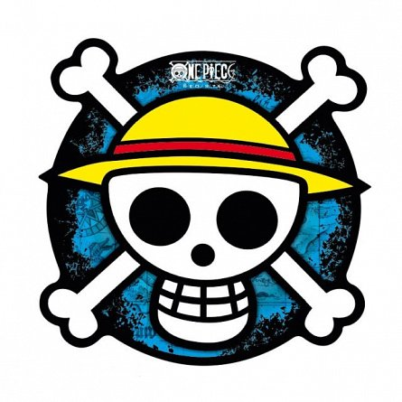 Mousepad One Piece Luffy Skull - ABYstyle