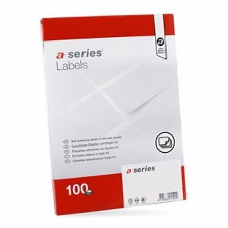 Etichete A-series 70mmx37mm(24pag*100)