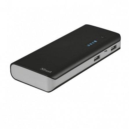 Baterie externa 10000mAh Trust Primo, 2.4A