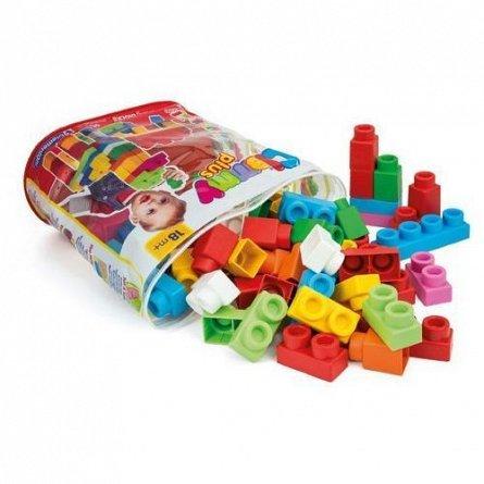 Set 48 cuburi,plasa,Clemmy