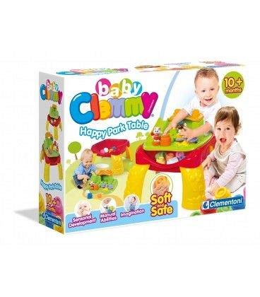 Masa de joaca cu cuburi,Clemmy