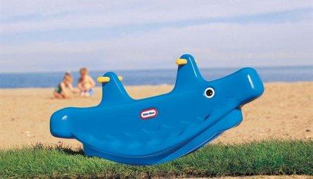 Balansoar balena,Little Tikes