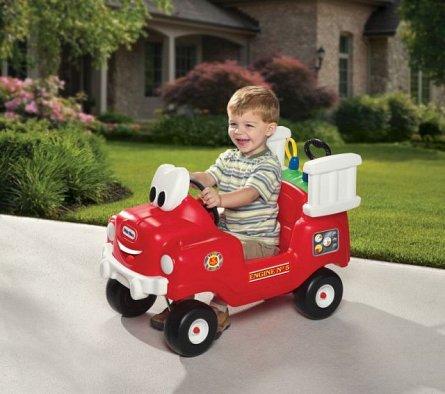 Camion Cozy,pompieri,Little Tikes