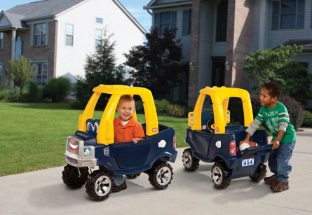 Masinuta Cozy,camion,Little Tikes