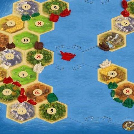 Catan - Pirati & Exploratori extensie 5/6 jucatori