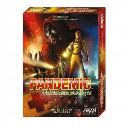 PANDEMIC - EXTENSIE      PE MUCHIE DE CUTIT