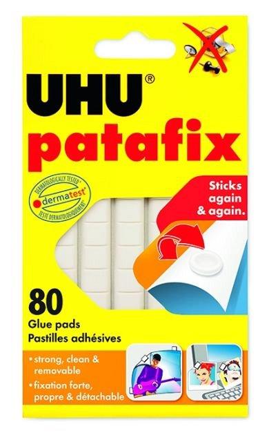Pastile autoadezive UHU,Patafix,80buc