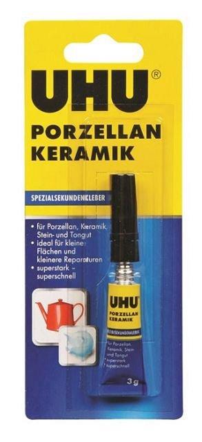 Lipici lichid UHU,3g,pt portelan