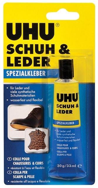 Lipici lichid UHU,30g,pt pantofi si piele