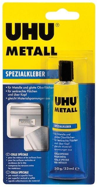 Lipici lichid UHU,30g,pt metal