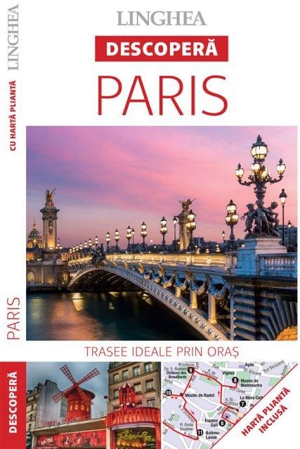 DESCOPERA PARIS, ED. I