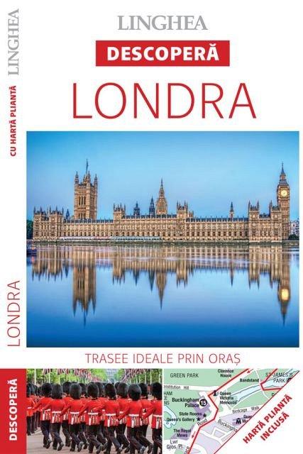 DESCOPERA LONDRA, ED. I
