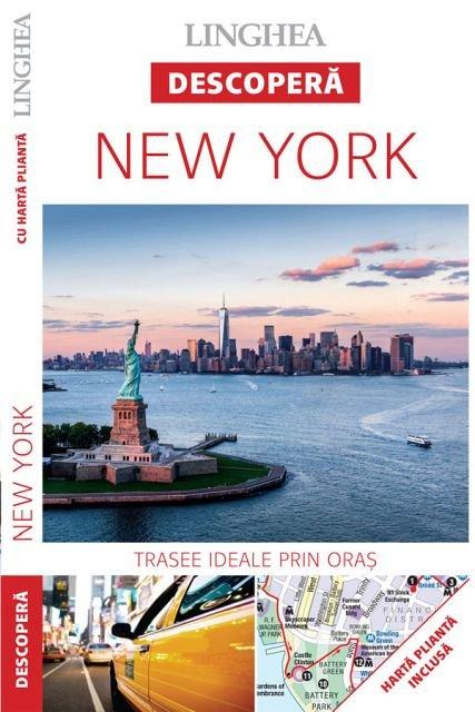DESCOPERA NEW YORK, ED. I