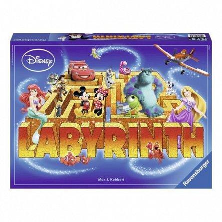 Joc Ravensburger - Joc Labirint, personaje Disney