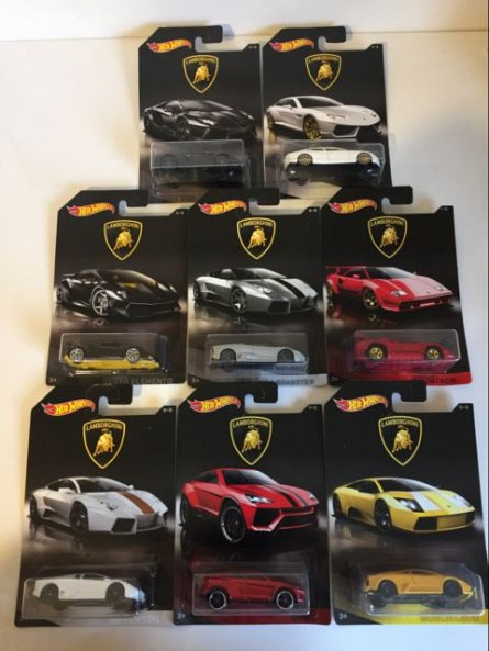 Masinuta Hot Wheels,lamborghini,die cast