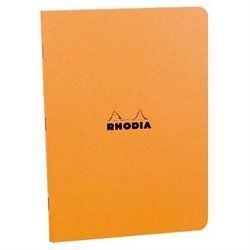 Caiet A4,48f,dict,Rhodia,Orange