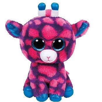 Plus TY Sky High,Girafa roz,15cm