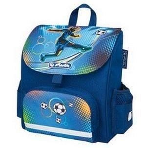 Ghiozdan Mini Softbag,26x24x14cm,Soccer