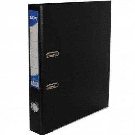 Biblioraft A4,75mm,Noki,negru