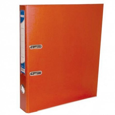 Biblioraft A4,75mm,Noki,portocaliu