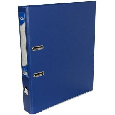 Biblioraft A4, 50 mm, Noki, bleu