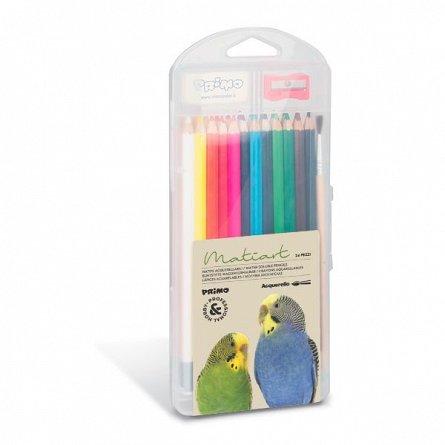 Creioane colorate,24buc/set,acuarel,Primo