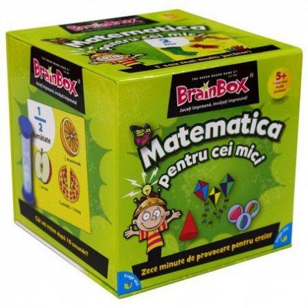 Brainbox-Matematica pentru cei mici