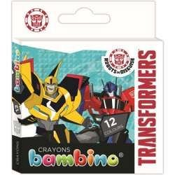 Creioane colorate,12b/set,Transformers