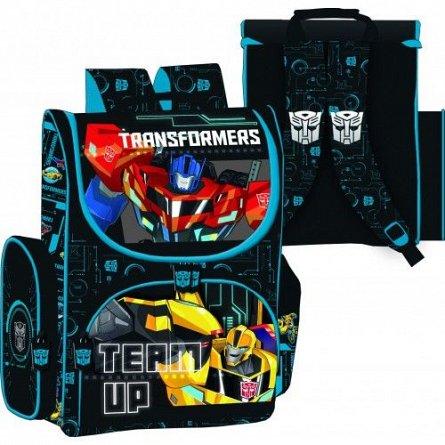 Ghiozdan 28x16x36cm,Transformers