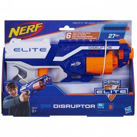 Nerf-Blaster Nstrike,Disruptor,6 proiectile