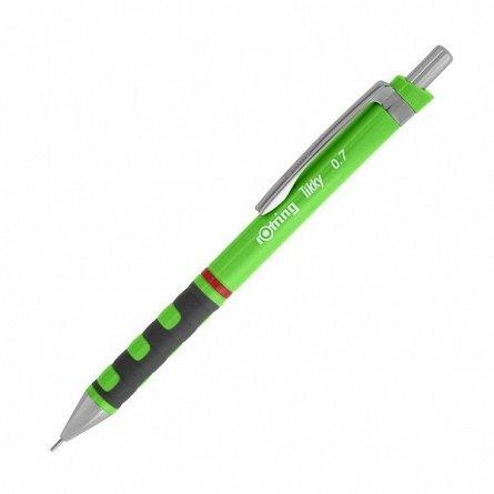 Creion mecanic Rotring Tikky,0.7mm,verde