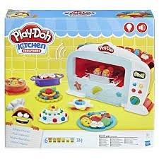 PlayDoh-Set creatie,Bucatarie,Cuptorul Magic