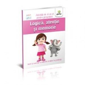 LOGICA, ATENTIE SI MEMORIE 3-4 ANI. ACTIVITATI DE ZI CU ZI