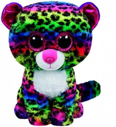 Plus TY Dotty,Leopard multicolor,24cm