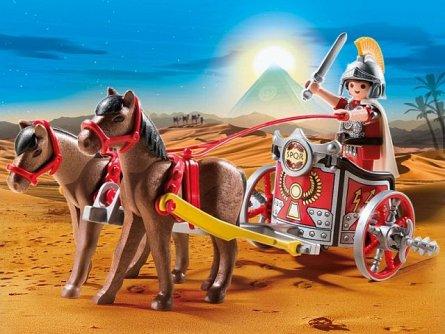Playmobil-Car roman