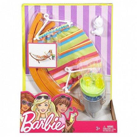 Barbie-Mobilier exterior,set