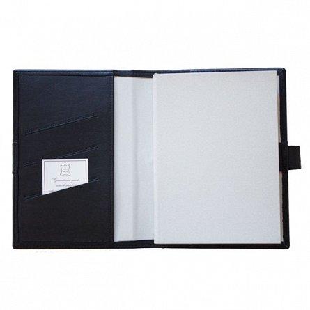 Agenda A5,datata,Giglio,336p,piele,negru