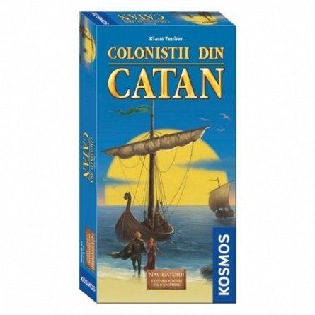 Colonistii din Catan-Navigatorii extensie 5-6 juc.