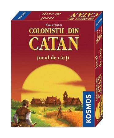 Colonistii din Catan-joc rapid de carti
