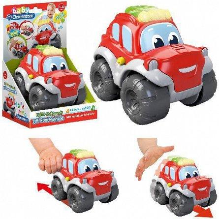 Jeep safari Pull&Go,Clementoni