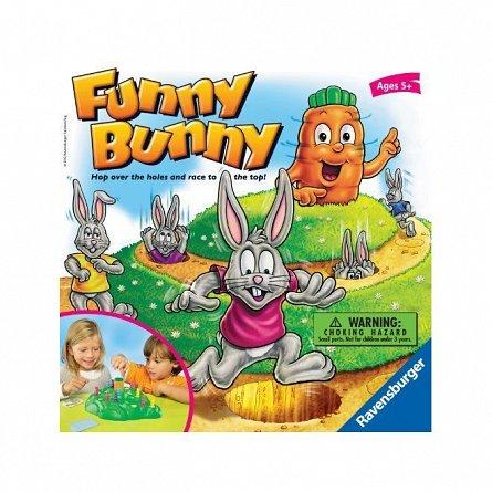 Joc Ravensburger - Joc de societate Funny Bunny, Lb. Romana