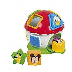 Jucarie sortat forme,Mickey Mouse,Clementoni