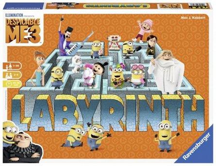 Joc Labirint,Despicable Me,Lb. Rom
