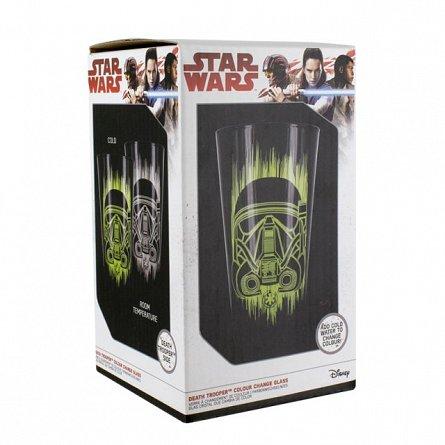 Pahar termosensibil Star Wars Death Trooper EP8, 450ml