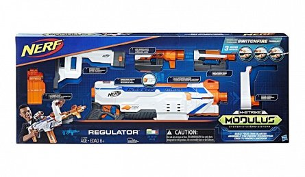 Nerf-Blaster Nstrike, Modulus Regulator