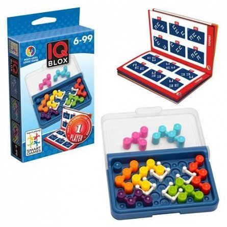 Joc IQ Blox,SmartGames