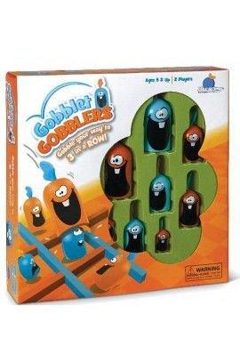 Joc Gobblet Gobblers,plastic,Blue Orange