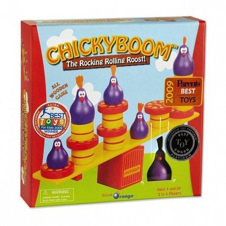 Joc Chicky Boom,Blue Orange