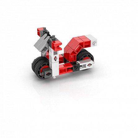 Engino,set constructie Inventor,8in1,Motociclete