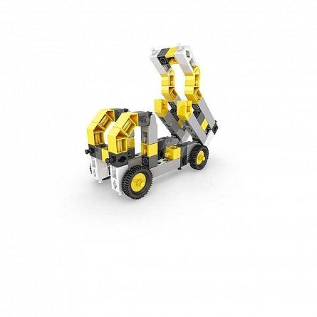 Engino,set constructie Inventor,8in1,Utilaje industriale